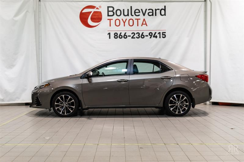 2017 Toyota Corolla * XSE A/C GR.ELECTRIQUE * #529075