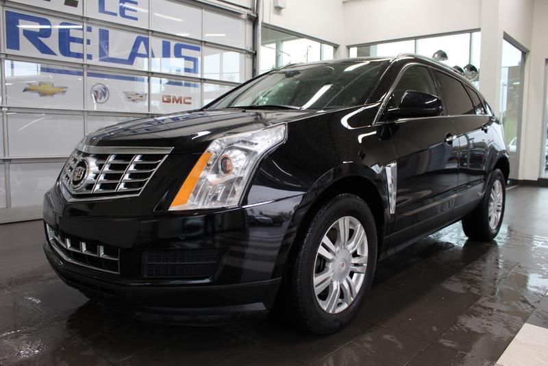 Cadillac SRX 2015  Luxury - Toit ouvrant - Cuir #82170