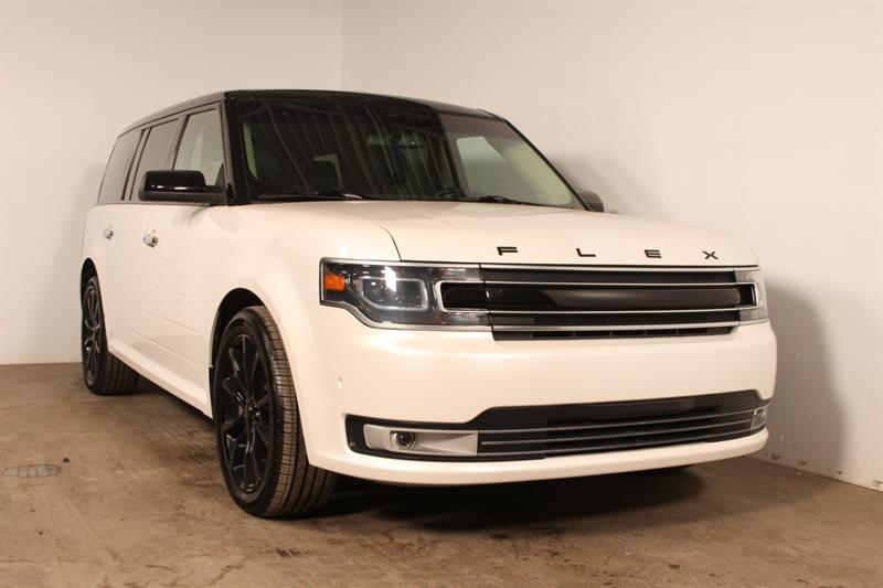 Ford Flex 2017 4dr Limited AWD w-EcoBoost #u3602-A25