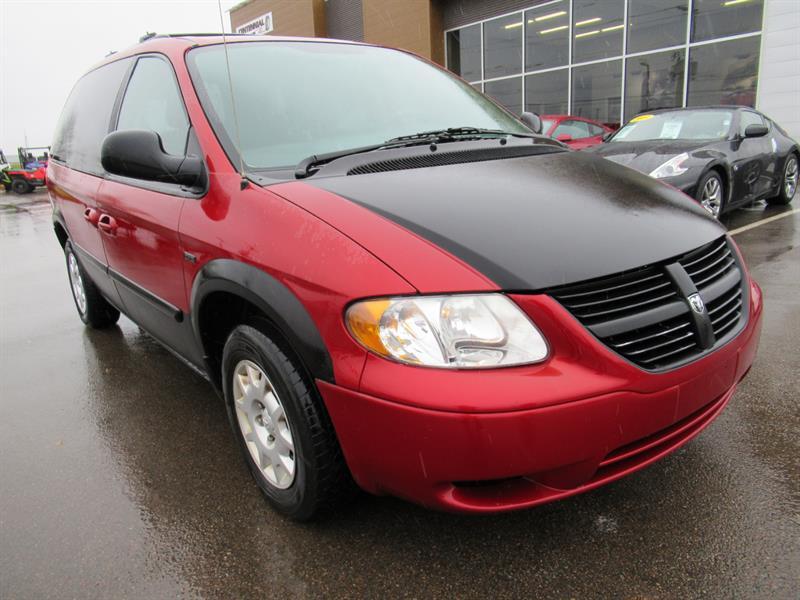 2005 Dodge Caravan 4dr 113 WB #U648