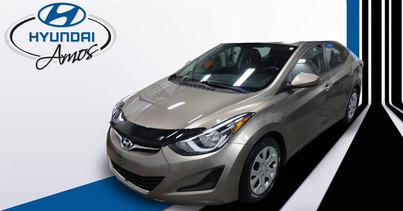 Hyundai Elantra 2015 GL #19053A