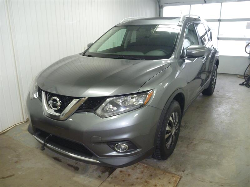 Nissan Rogue 2015 SVAWD TOIT PANORAMIQUE #1119ZA