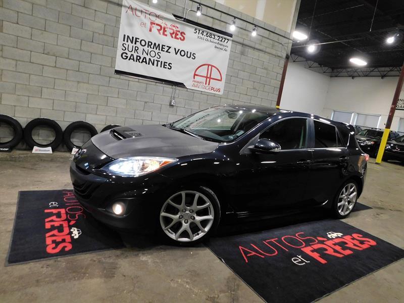 Mazda mazda3 2012 Mazdaspeed3 #2567