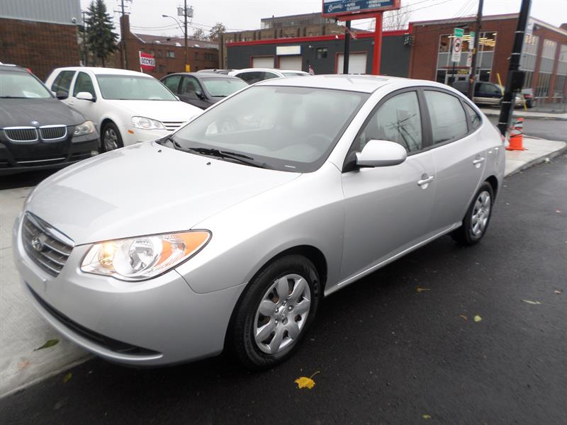 2009 Hyundai Elantra 4dr Sdn Used For Sale In Montreal At Auto Fred