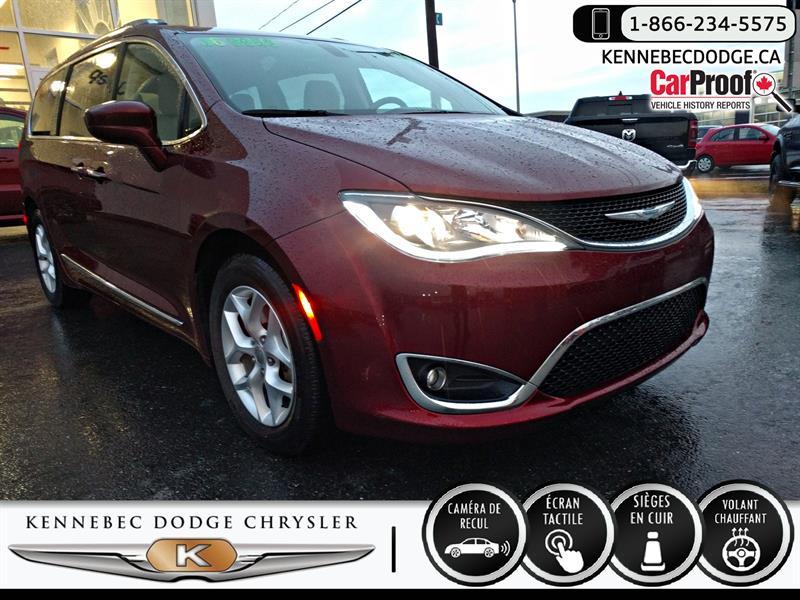 Chrysler Pacifica 2018 Touring-L Plus (V6 3.6L,3 ZONES,CUIR,VOLANT CHAUF) #04963