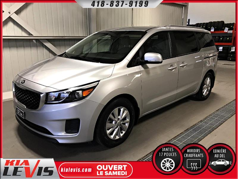 Kia Sedona 2018 LX-PLUS-8 PLACES-FULL-MAGS 17'' #1496