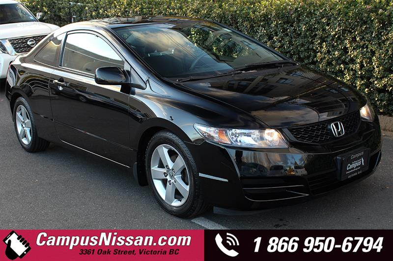 2011 Honda Civic Cpe SE w/ Moon Roof #A7360A