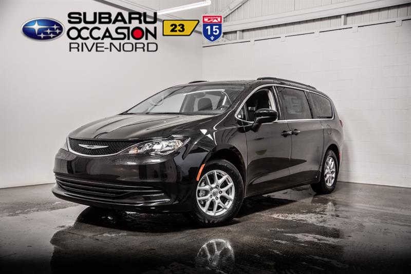 Chrysler Pacifica 2017 LX MAGS+BLUETOOTH+CAM.RECUL #943487