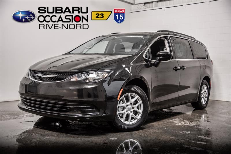 Chrysler Pacifica 2017 LX MAGS+BLUETOOTH+CAM.RECUL #943480