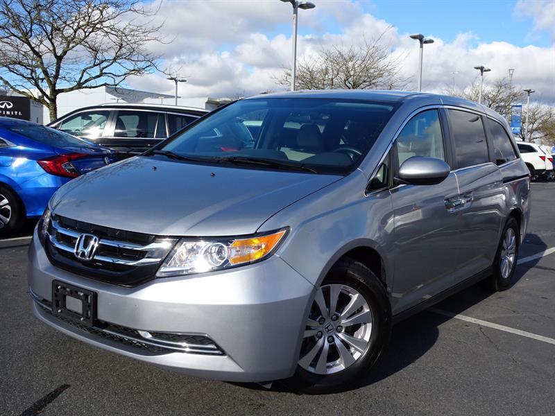 2016 Honda Odyssey EX. Honda Certified Extended Warranty to 160,000 K #LH8403
