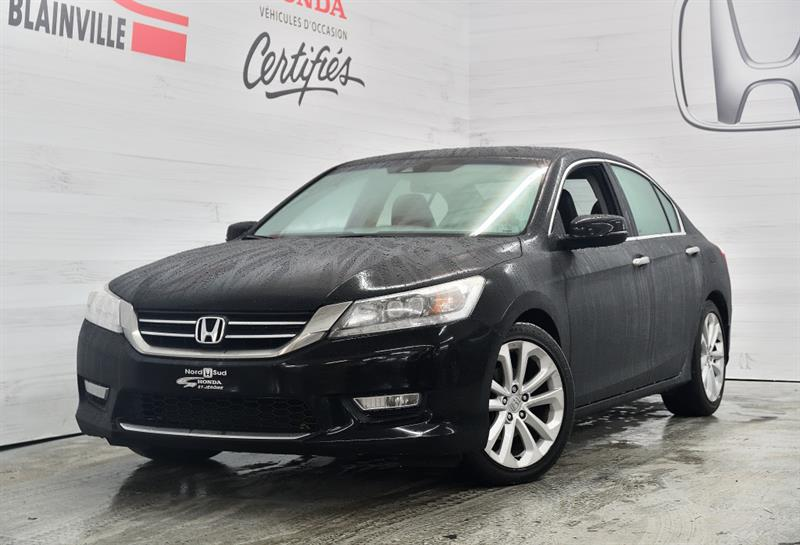 Honda Accord Berline 2013 4 portes TOURING #181826A