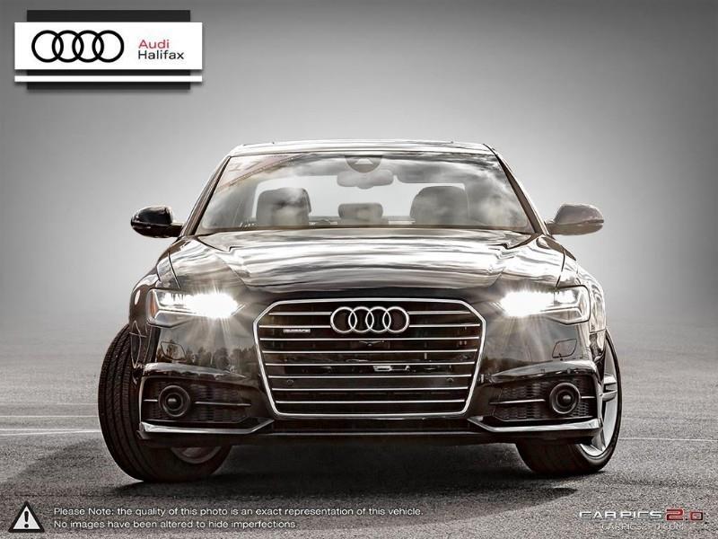 2017 Audi A6 3.0T Technik Audi Certified Turbo Quattro #A17448