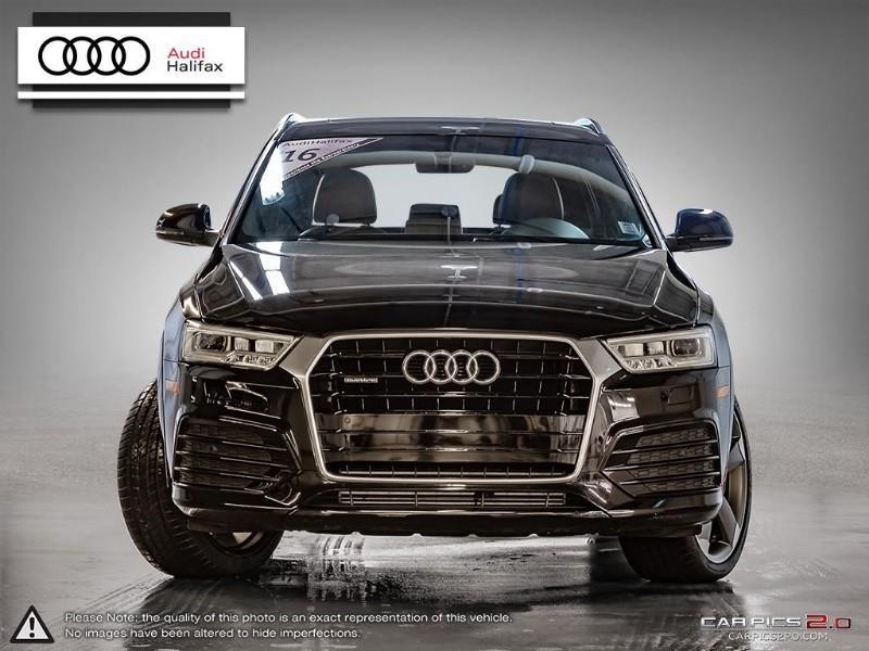 2016 Audi Q3 Technik Quattro #TA18372