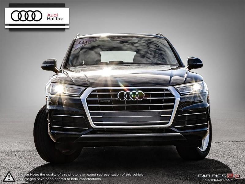 2018 Audi Q5 Progressiv Quattro #A18519