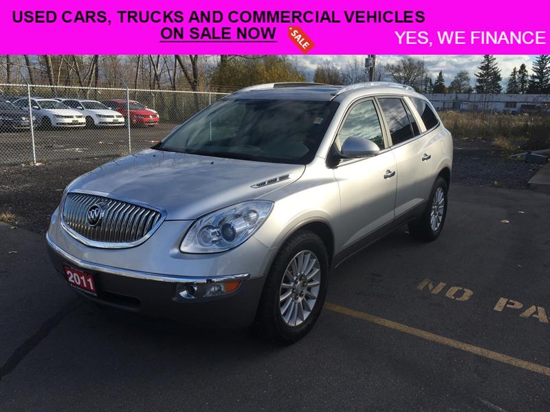 2011 Buick Enclave CXL1  Completely Loaded!! #018180