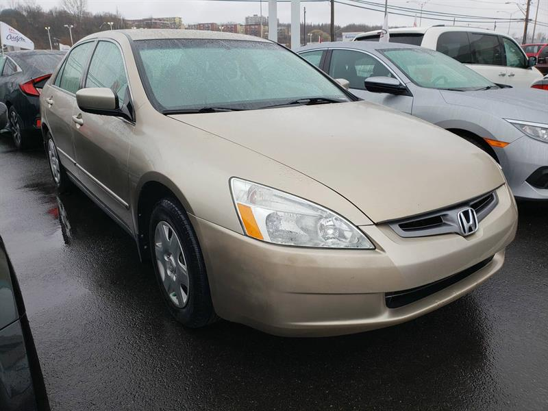Honda Accord 2005 LX #181518A