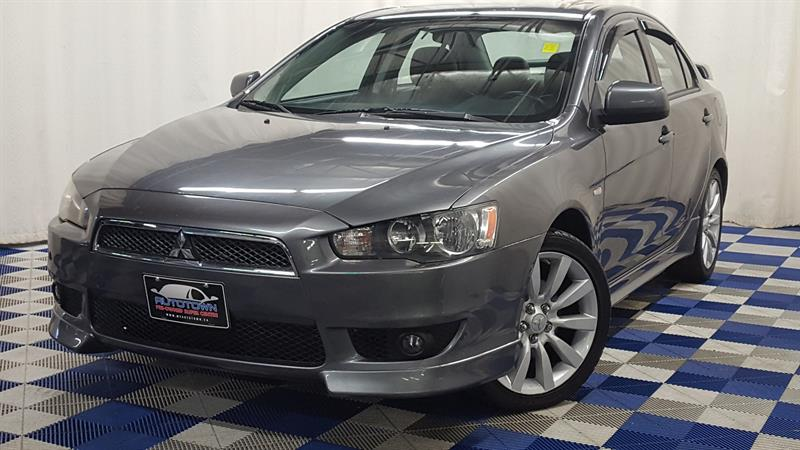 2009 Mitsubishi Lancer GTS LOW KMS/LEATHER/HTD SEATS #9ML03456