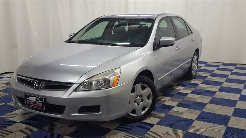 2007 Honda Accord DX-G AC/KEYLESS ENTRY #7HA11229