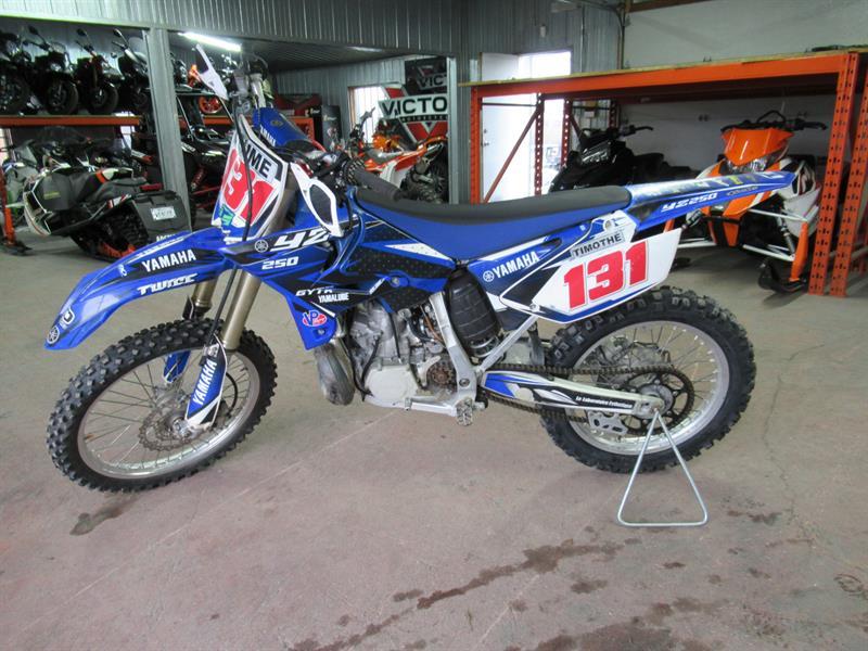 Yamaha YZ250 2-Stroke 2009