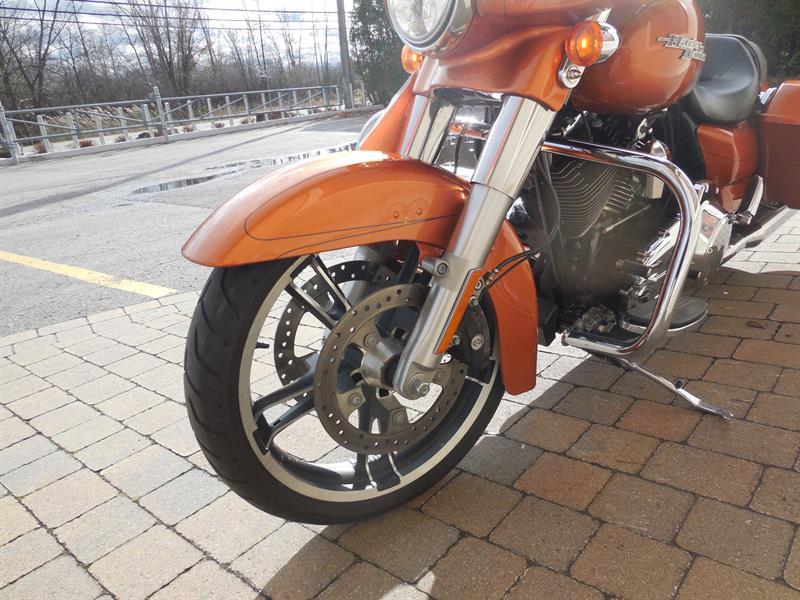 Harley Davidson FLHXS 2015