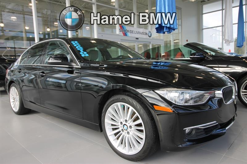 BMW 3 Series 2015 4dr Sdn 328i xDrive AWD #U18-254