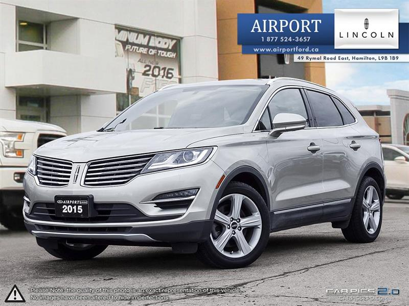 2015 Lincoln MKC AWD Lincoln Luxury with only 118,412 kms #A80818