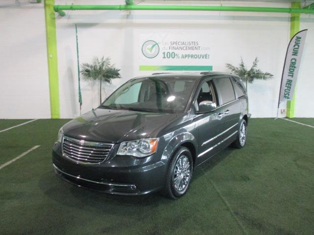 Chrysler Town - Country 2011 4dr Wgn Limited #2406-09