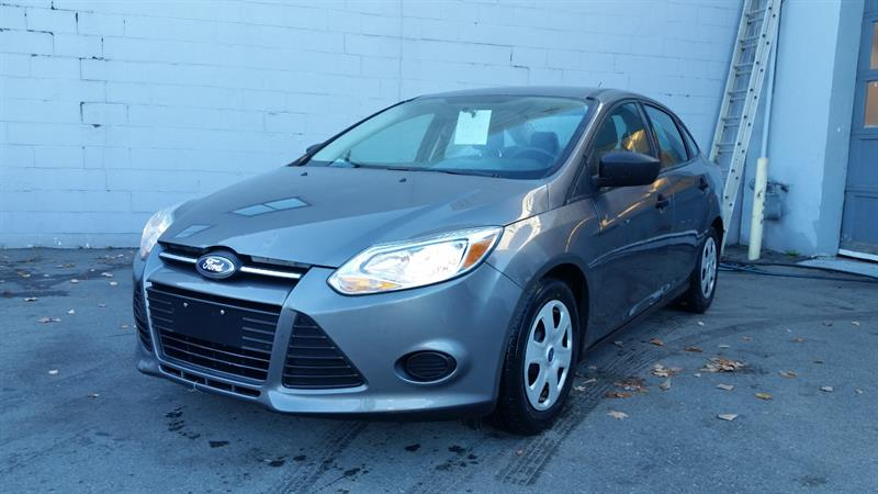 2014 Ford Focus 4dr Sdn S #BJA3391