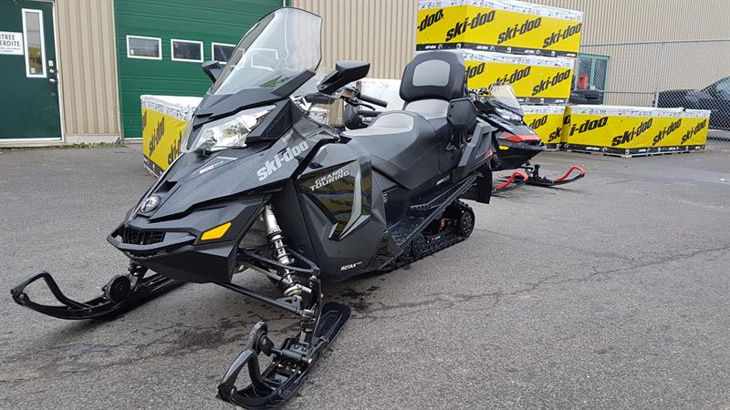 Ski-Doo GRAND TOURING LE 900 ACE 2018