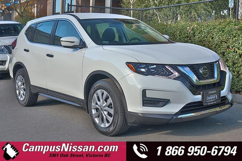 2018 Nissan Rogue S #8-P628