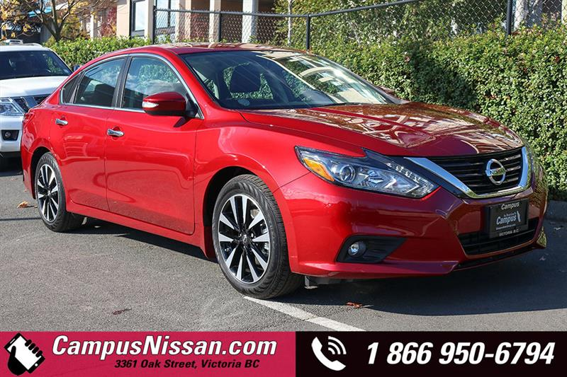 2018 Nissan Altima SL Tech #D8-D237