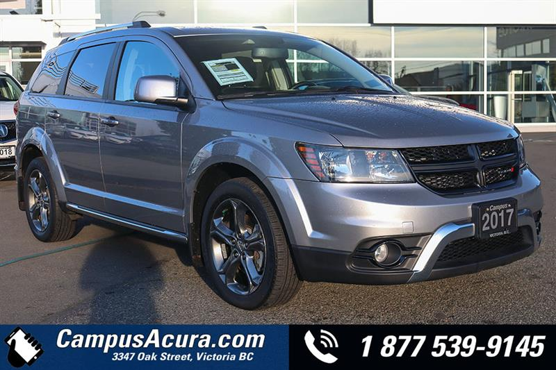 2017 Dodge Journey FWD 4dr Crossroad #AC0890A