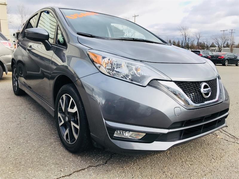 Nissan Versa Note 2017 1.6 SR #K0316A