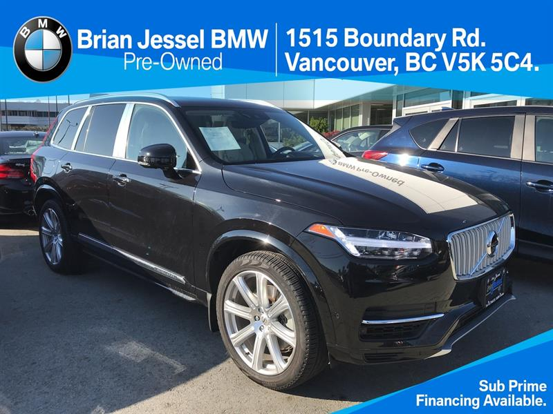 2017 Volvo XC90 Excellence T8 PHEV AWD #BPS001