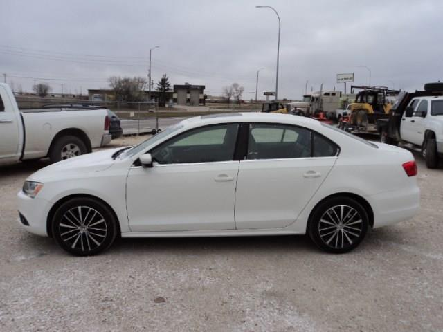 2013 Volkswagen Jetta TDI Highline package