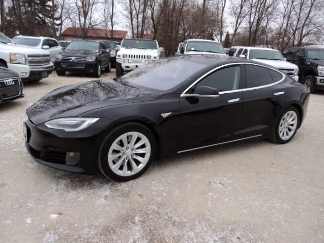 2016 Tesla Model S Model S 90 D like new