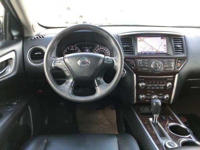 Nissan Pathfinder 11