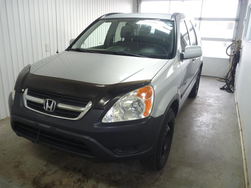 Honda CR-V 2004 4WD EX Manual #76616B
