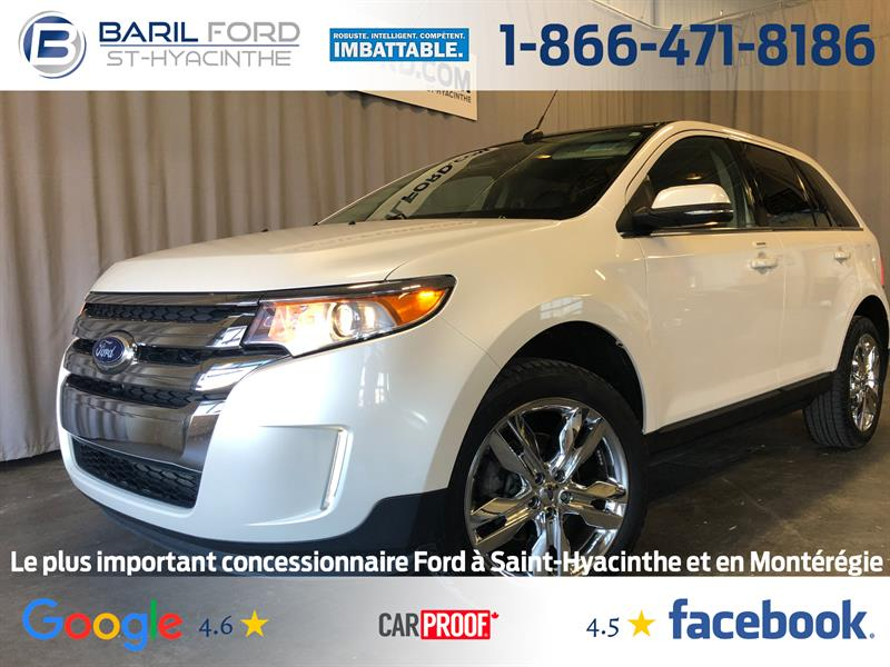Ford EDGE 2014 4dr Limited AWD #80285a