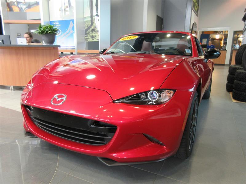 2017 Mazda MX-5 RF 2dr Retractable Fastback GT #17183