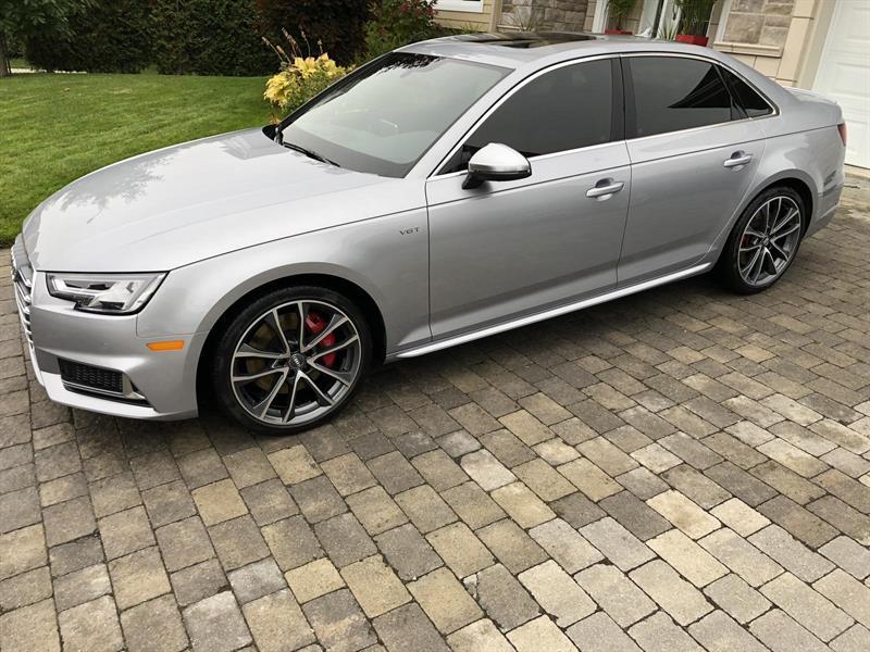 Audi S4 CERTIFIÉ INCLUS 2018
