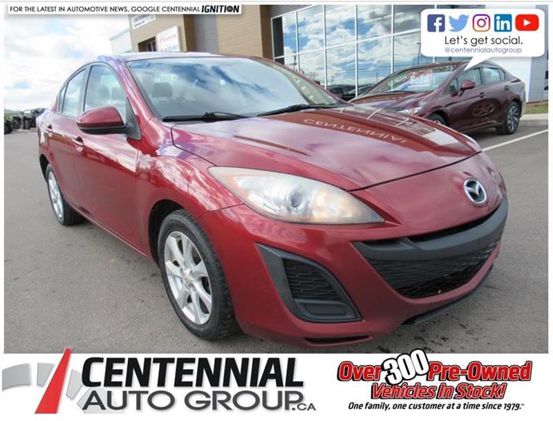 2011 Mazda MAZDA3 GS | FWD | Bluetooth #U645