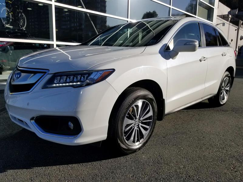 2016 Acura RDX Elite Package #81816D