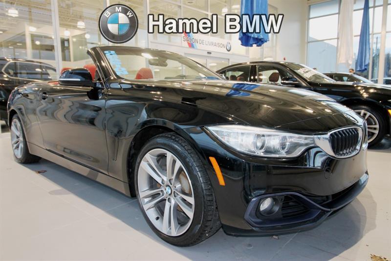 BMW 4 Series 2015 428i xDrive Cabriolet #U18-259