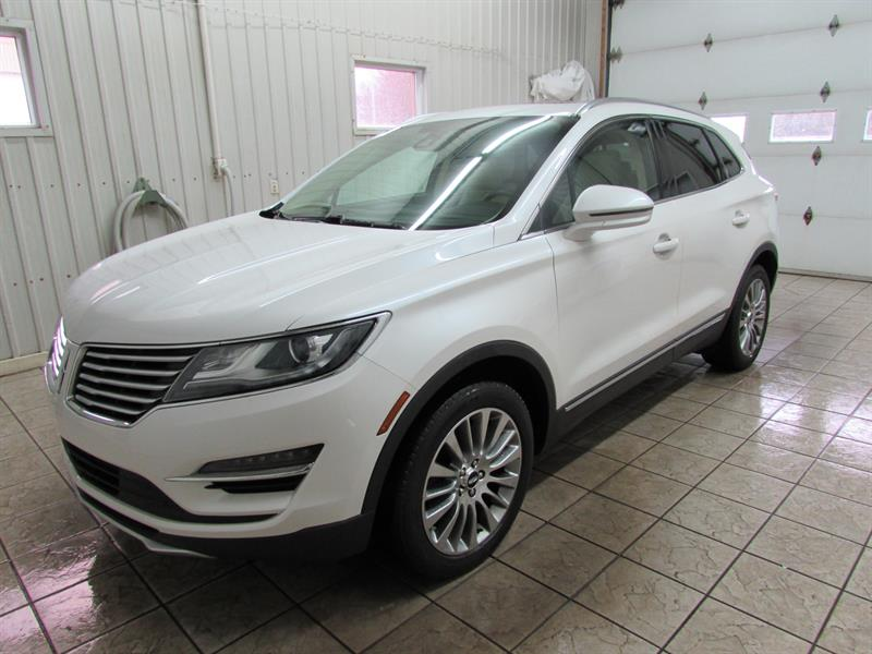 Lincoln MKC 2015 AWD 4dr #15-45