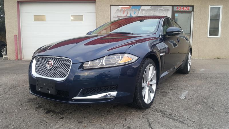 Jaguar XF 2015 V6 AWD, LUXURY, CUIR, TOIT #6297