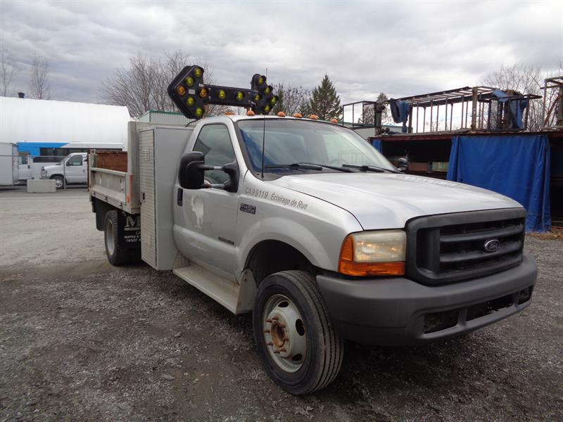 Ford Super Duty F-450 1999 Reg Cab WB