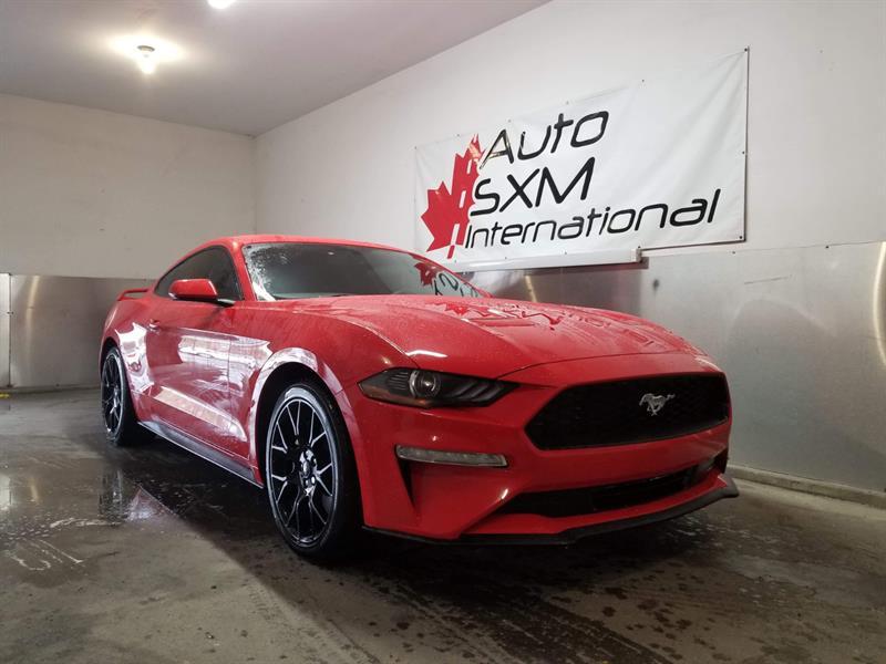 Ford Mustang 2018 RÉSERVÉ SXM #4132