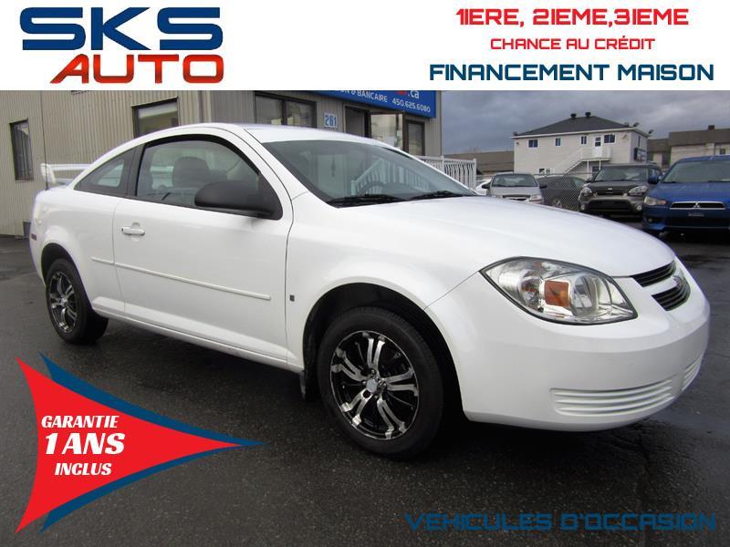Chevrolet Cobalt 2006 LS (GARANTIE 1 ANS INCLUS) FINANCEMENT MAISON #SKS-4238-