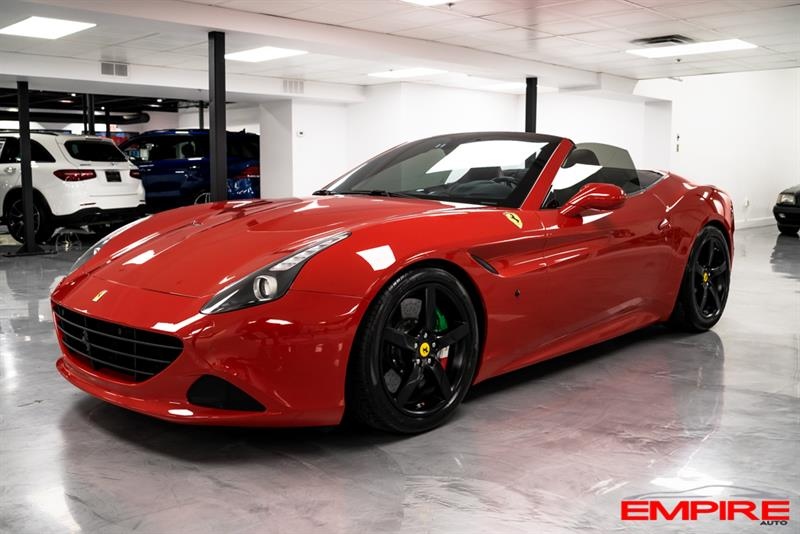 Ferrari California T 2017 Convertible Twin Turbo 553hp #A0224330